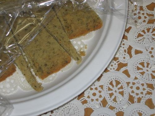 Honeymintshortbread