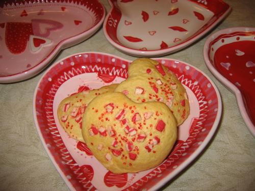 Valentinecookies