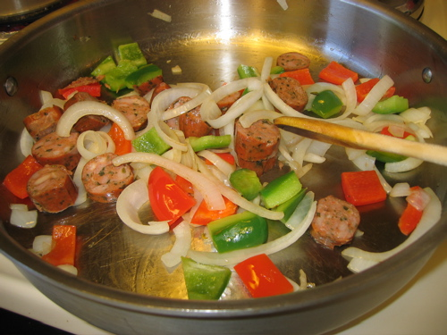 Sausagespeppers